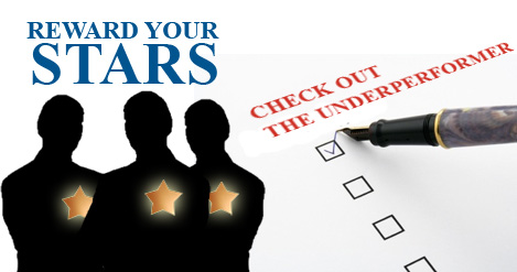 Reward Your Star And Check Out The Underperformer