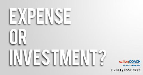 Expense or Investment