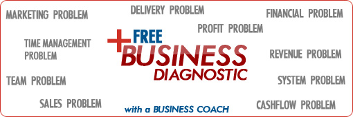 Free business diagnostic
