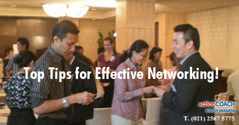 Top Tips for Effective Networking