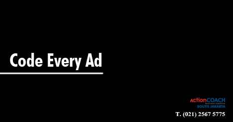 Code every ad