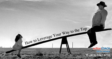 How to Leverage Your Way to The Top