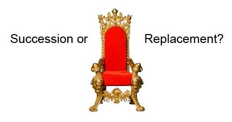 Succession or Replacement