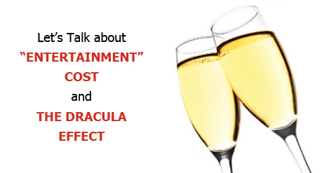 Let's Talk About Entertainment Cost and The Draculla Effect